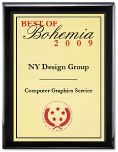 Best of Bohemia Award for New York Design Group